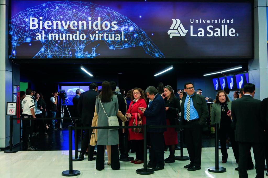 Lanzamiento del Campus Virtual La Salle